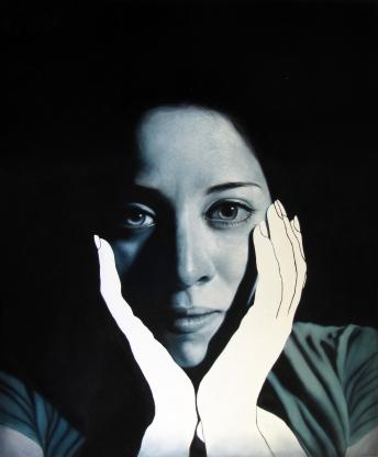 ©EspinosaTorre_Fronteras de a realidad óleo sobre tela 100cm x 120cm 2011