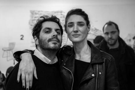 Yann Paolozzi & Marguerite Milin