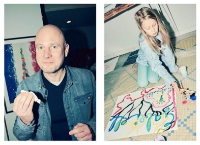 GMM Atelier peinture avec Benjamin Spark @Arnaud Pyvka