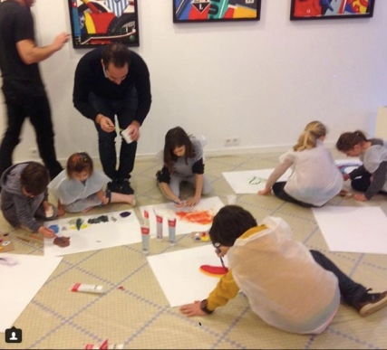 GMM Atelier peinture @Spark